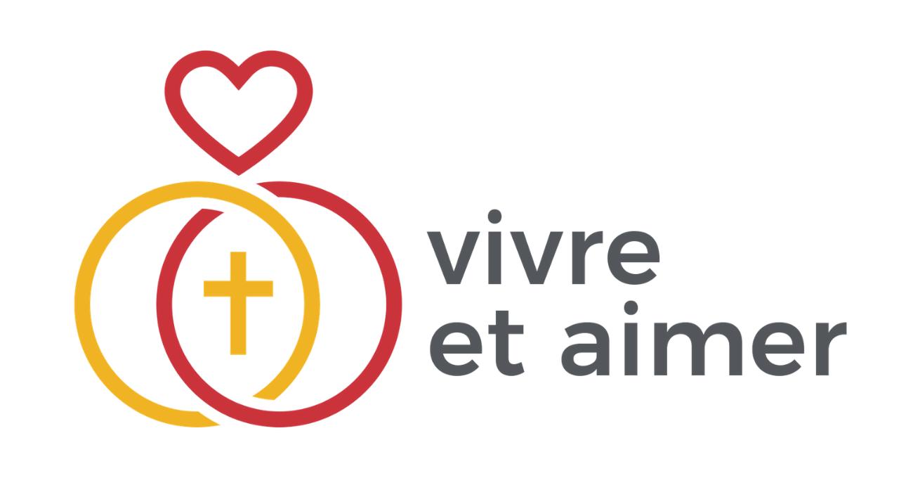 Vivre et aimer Logo
